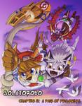 Solatorobo Chapter 5