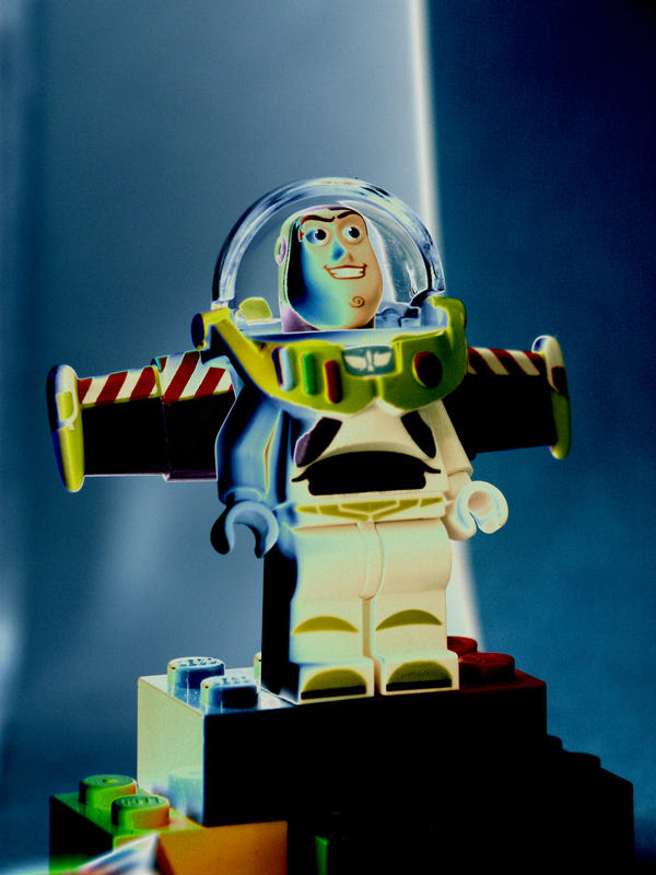 A Neon Lightyear by AndrewStone