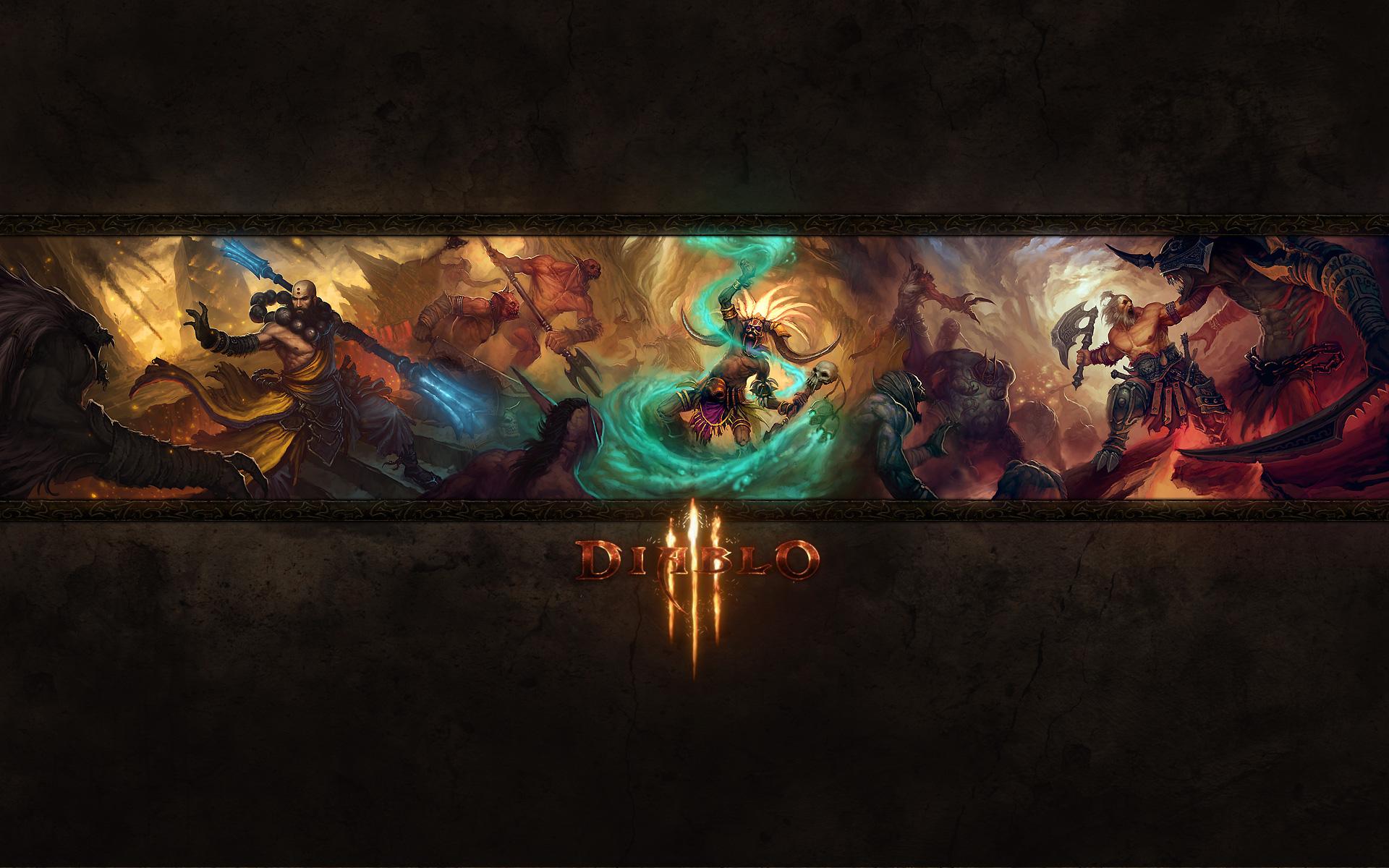 Diablo 3 Wallpaper by tenhi837