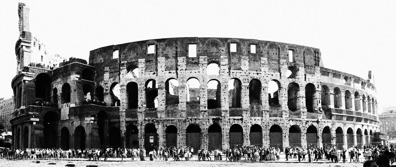 The Colosseum by skylark1983