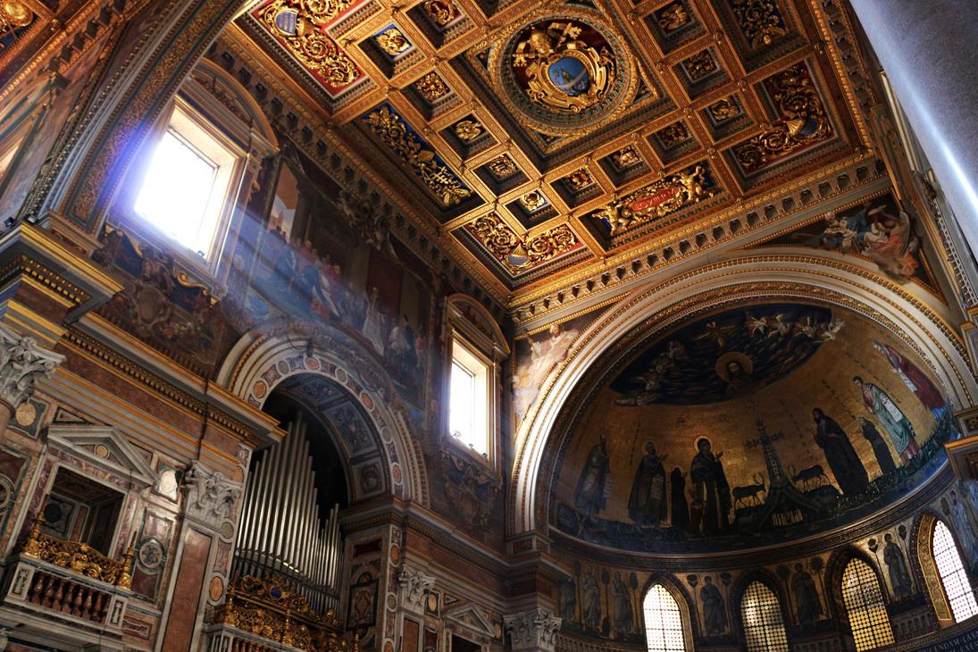 San Giovanni in Laterano by skylark1983
