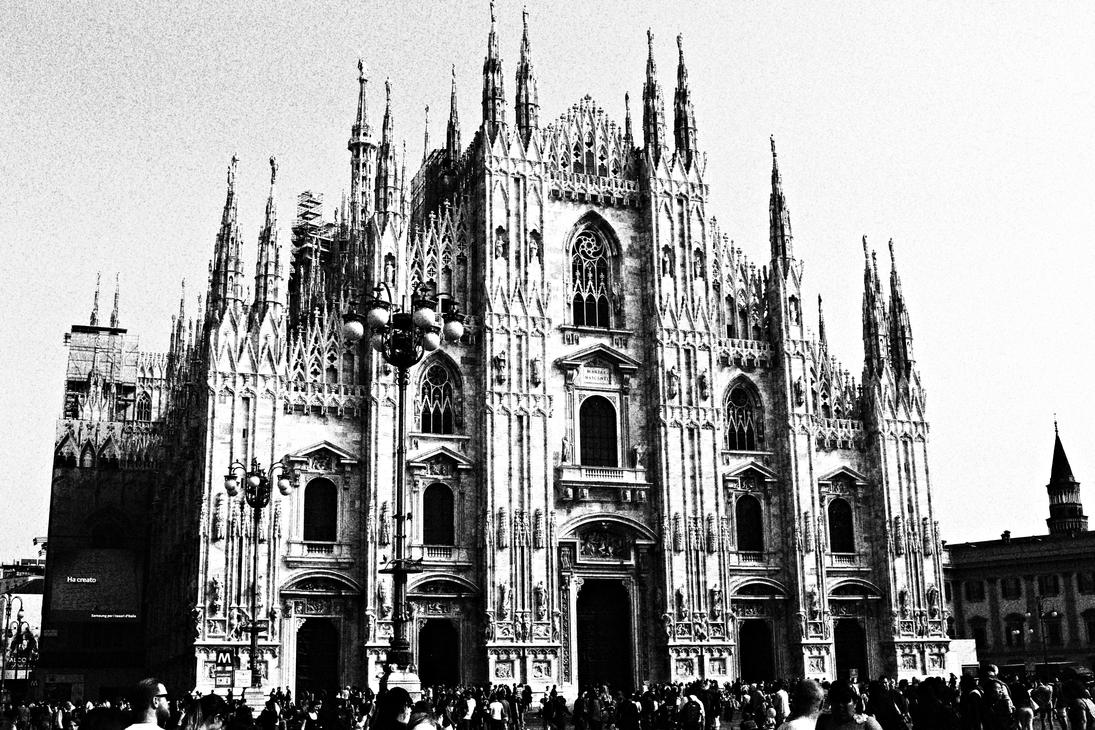 Duomo by skylark1983