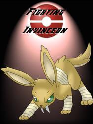 Invinceon by Pokemon-Lanino