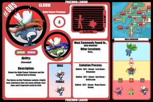 085 - Gluum by Pokemon-Lanino