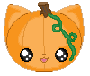 Cat-O-Lantern by sugaredheart