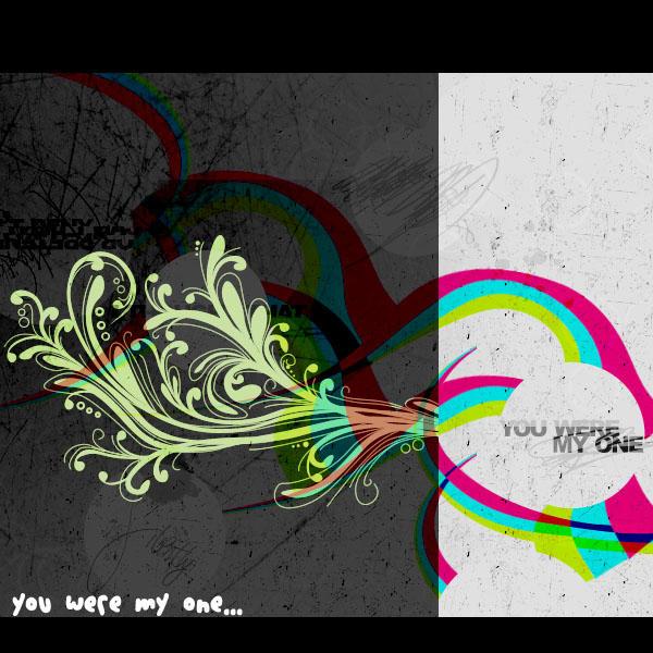 Album Cover Design ONE