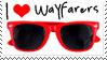 Wayfarer Love Stamp by sugaredheart