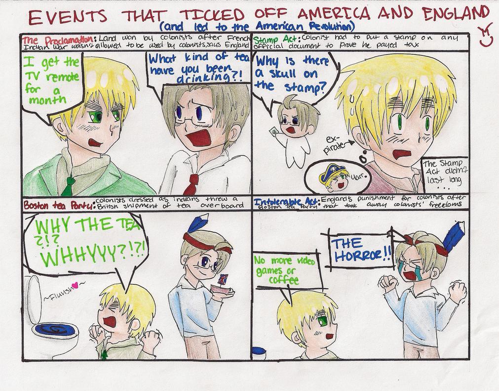 American Revolution - Hetalia by StaraLaura