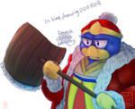 King Dedede doodle