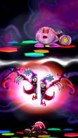 Marx Soul Defeated