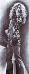Robert Plant by galean