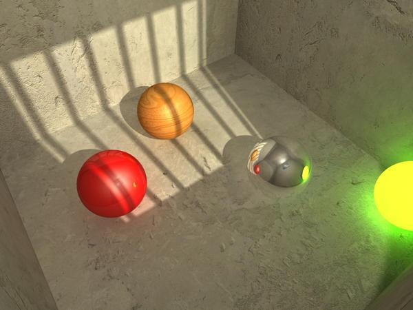 Prison Balls by Halocaust