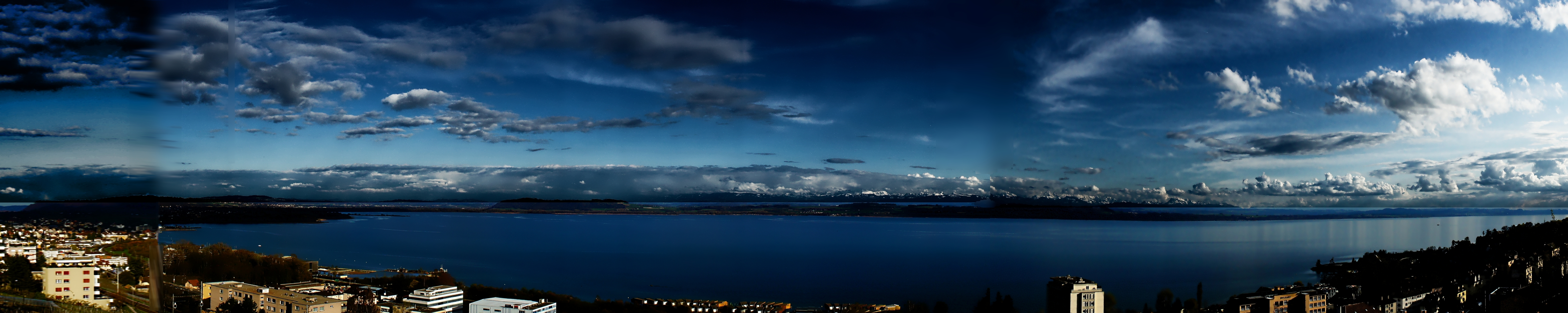 Panoramique landscape by LucienWittwer