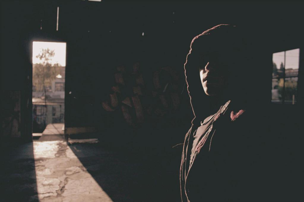 Street portrait 3 by LucienWittwer