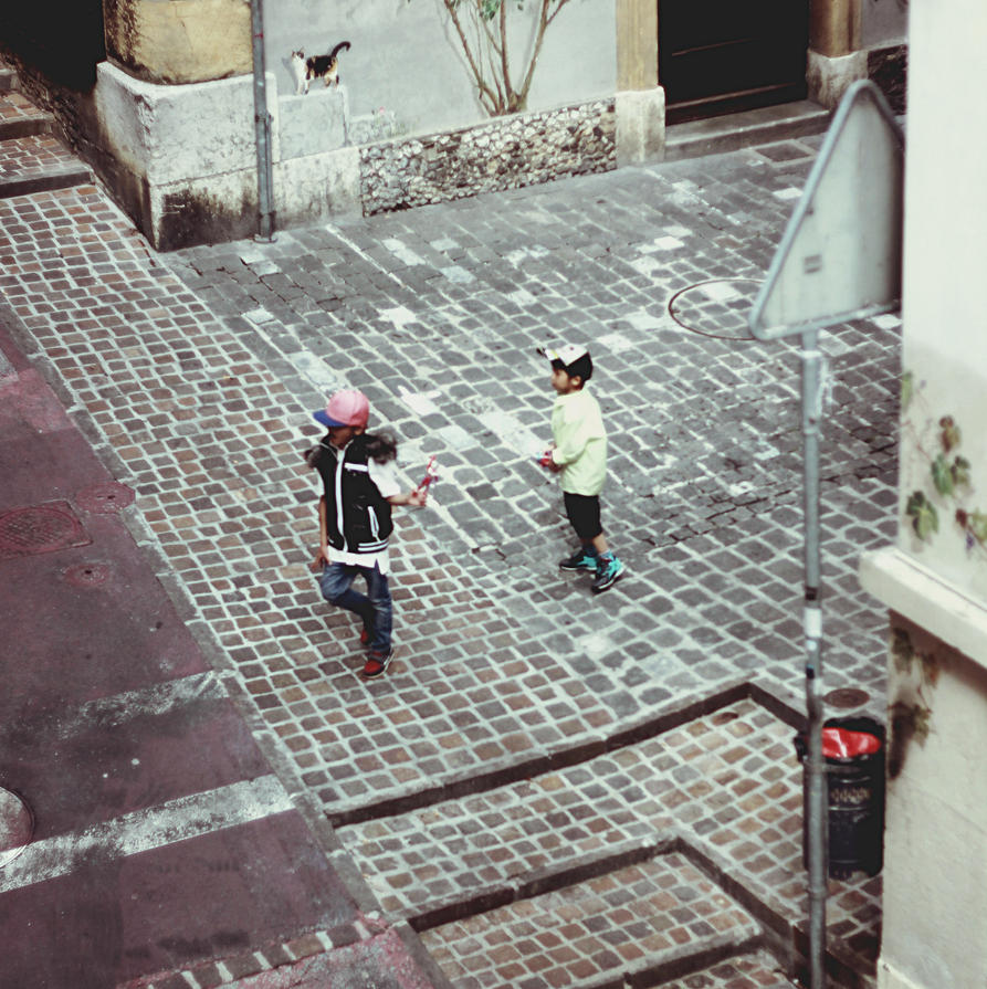 Kids by LucienWittwer
