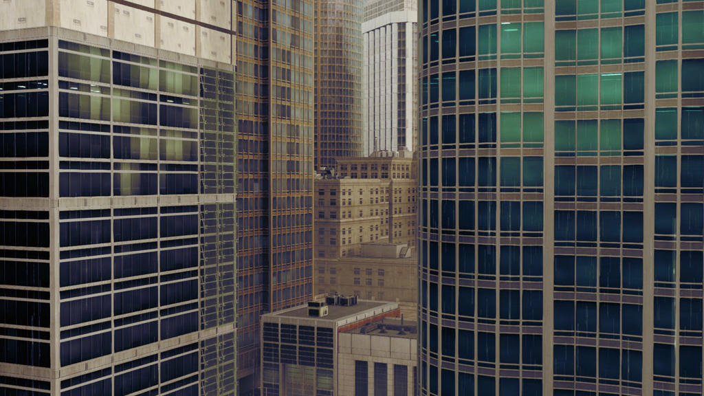 GamePhotoProject - 5# San Francisco Building by LucienWittwer