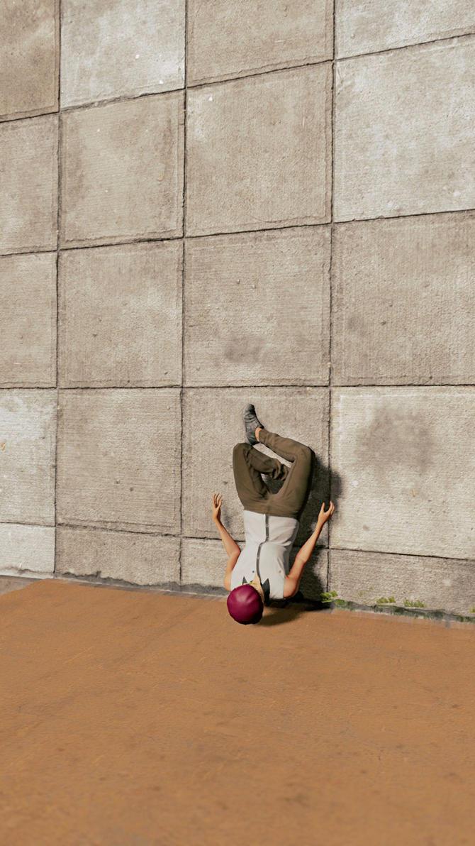 GamePhotoProject - 7# Broken Nek by LucienWittwer