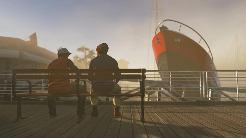 GamePhotoProject - 8# Badly parked by LucienWittwer