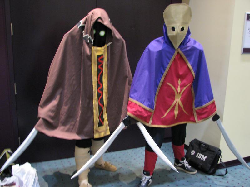 Master Garo cosplay by ChibiAnimeLuver
