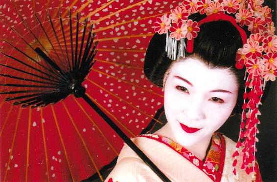 But I Want To Be Real Geisha By Trami On Deviantart