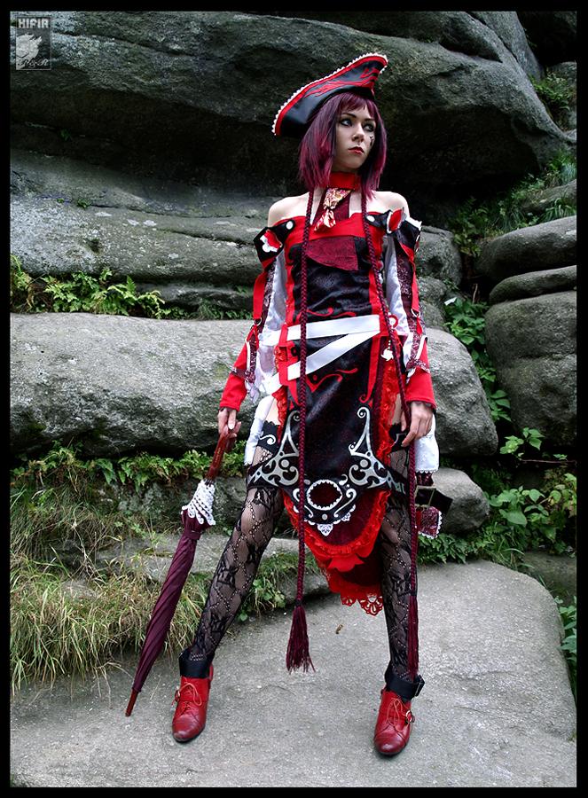 Strange atmosphere by Ryoko-demon