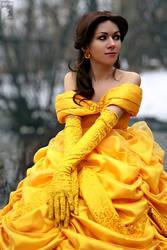 Princess Belle by Ryoko-demon