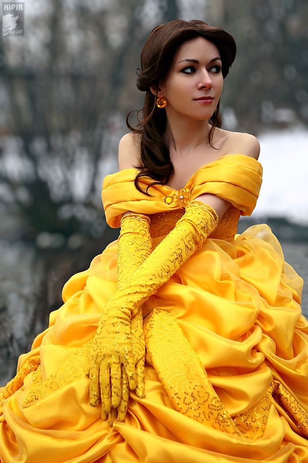 Elegant Princess Belle By Ryoko Demon ...