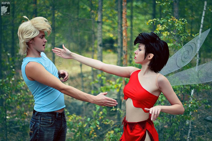 - I'm Zak. - I'm Crysta... by Ryoko-demon