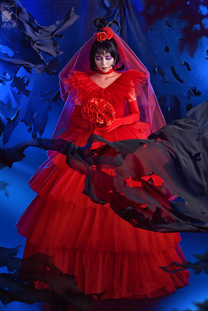 Dark Wedding by Ryoko-demon