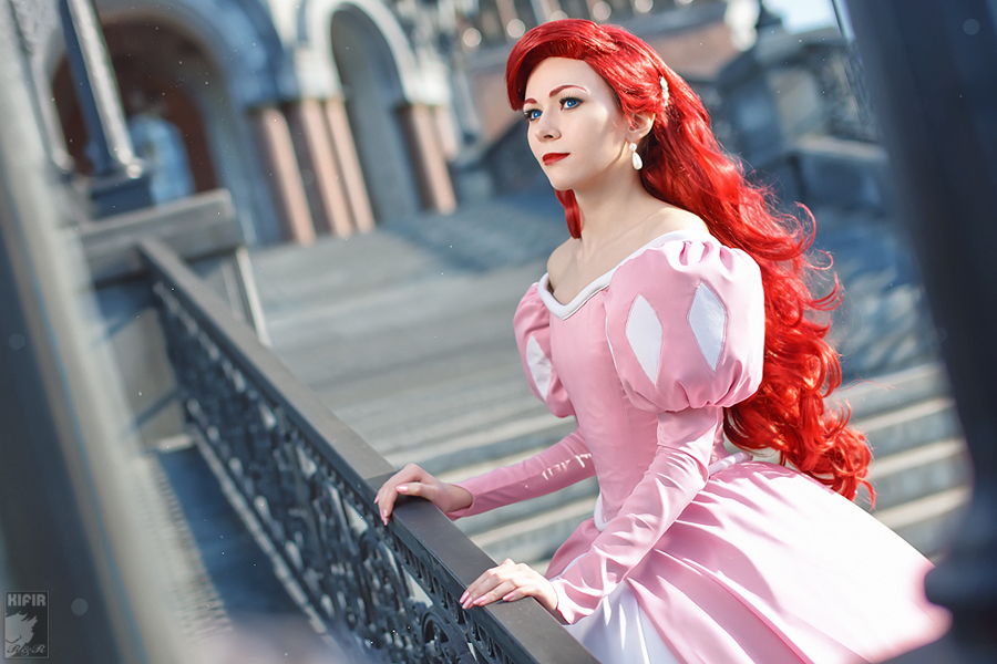 Princess Ariel by Ryoko-demon