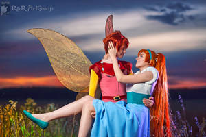 Let Me Be Your Wings by Ryoko-demon