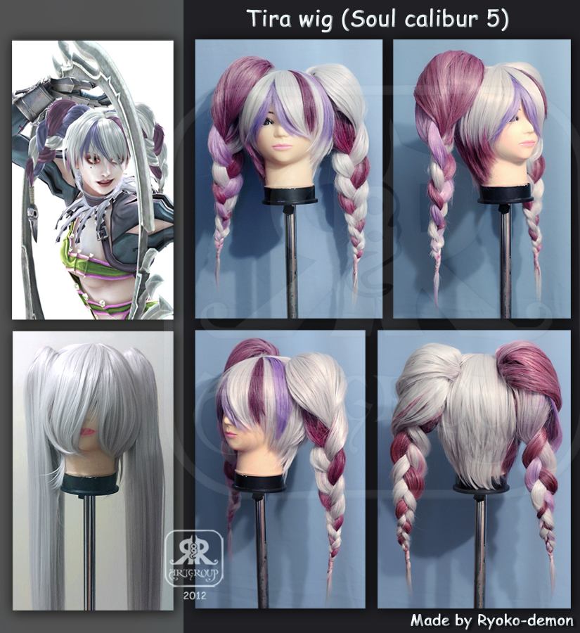 Tira wig by Ryoko-demon