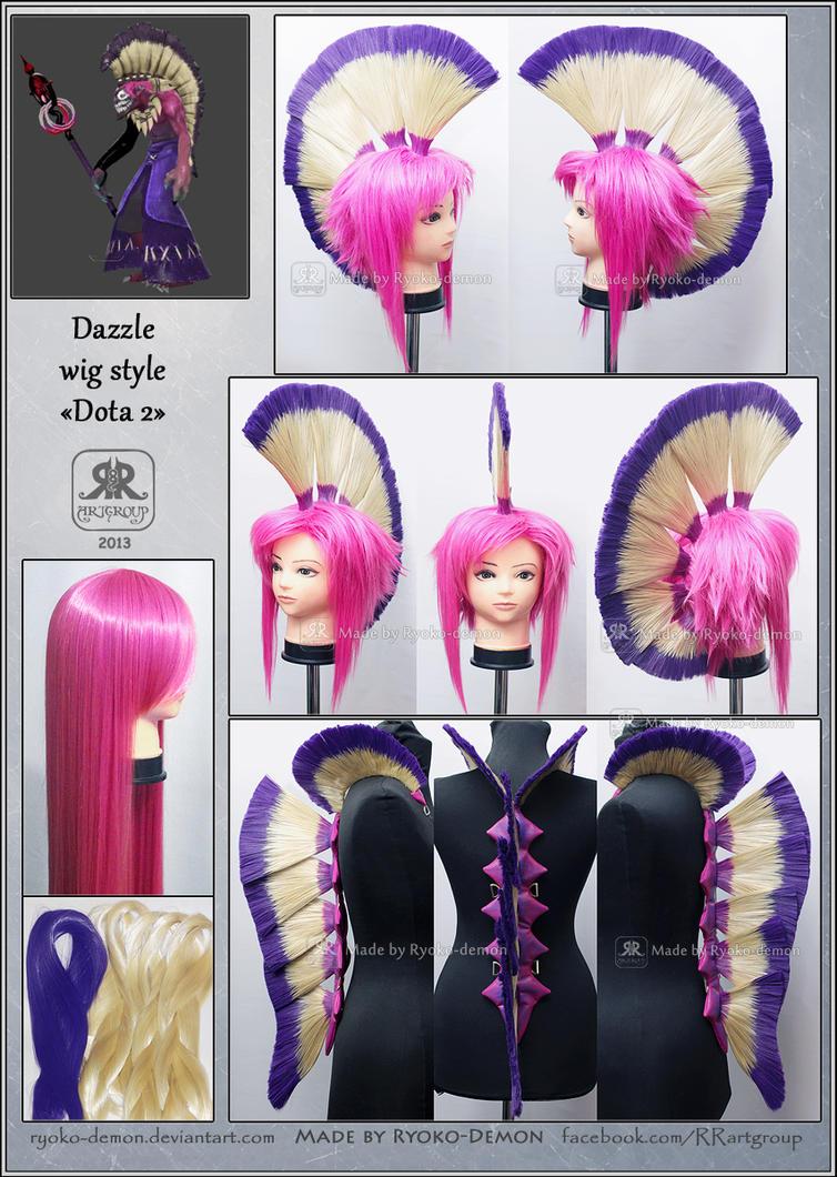 Dazzle wig style by Ryoko-demon