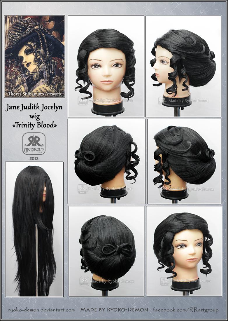 Jane Judith Jocelyn wig by Ryoko-demon