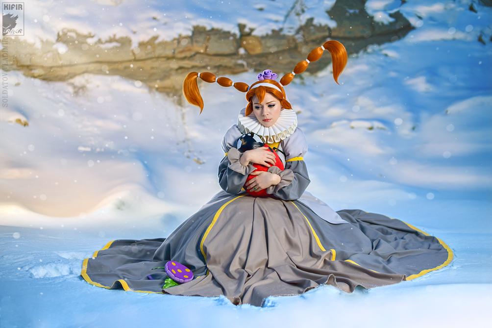 Winter has killed everything by Ryoko-demon