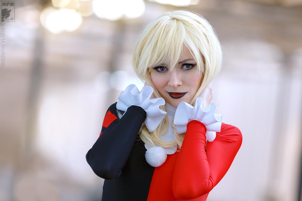 Miss Quinzel by Ryoko-demon