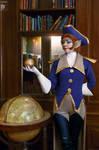 Course to Treasure Planet