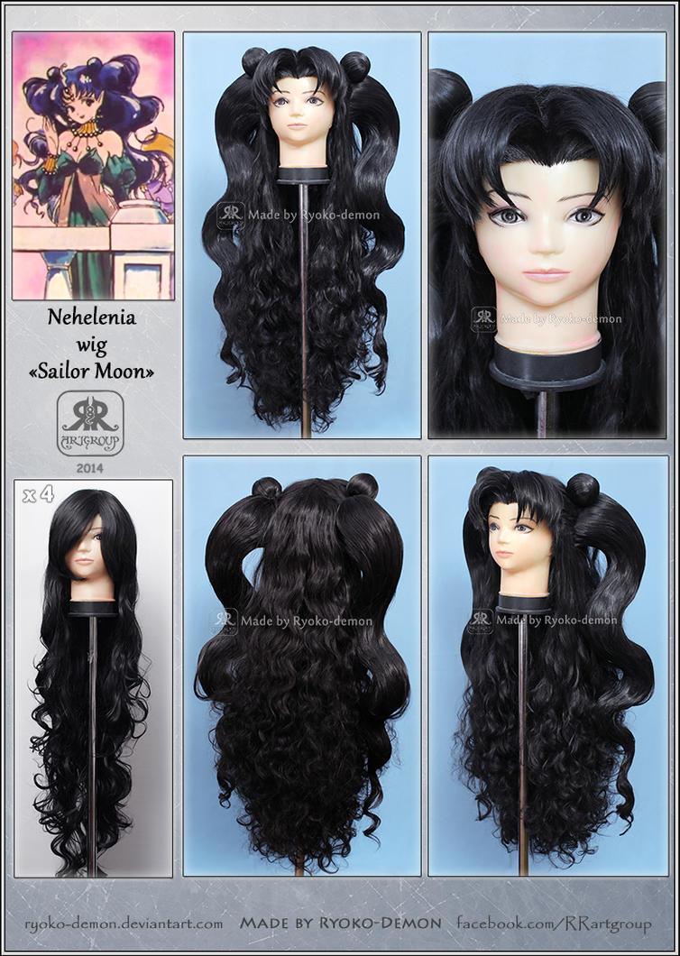 Nehelenia wig by Ryoko-demon