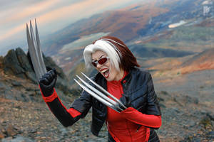 Wolverine's power by Ryoko-demon