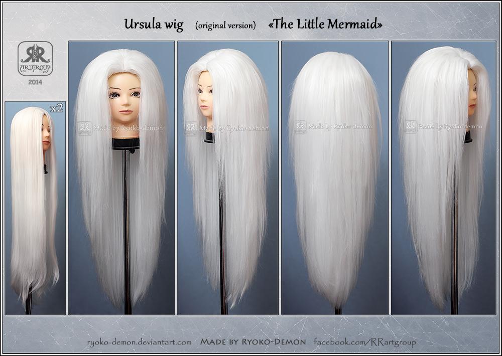 Ursula wig (original) by Ryoko-demon