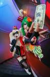 A million dollars cosplay by Ryoko-demon