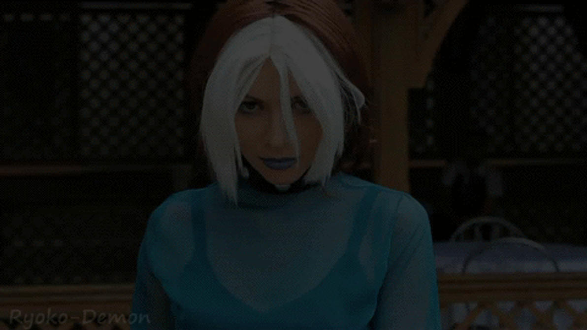 Rogue [gif] by Ryoko-demon