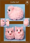 Fluffle puff plushie