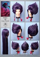 Evelynn wig by Ryoko-demon