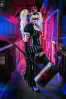 Harley Quinn by Ryoko-demon