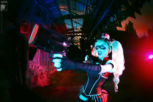 Total Madness by Ryoko-demon