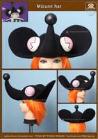 Mizune hat - Soul Eater by Ryoko-demon