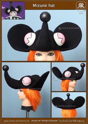 Mizune hat - Soul Eater