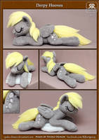 Sleeping Derpy Hooves by Ryoko-demon