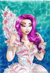 Jellyfish (Yaya Han cosplay)